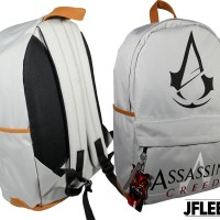 Backpack Tas Ransel Assassin's Creed