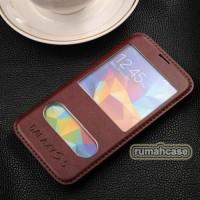 Samsung Galaxy S5 i9600 - Premium Flip Cover Classic Flipcover Case
