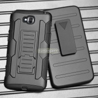 Lg G Pro Lite D680 Future Armor Hardcase Belt Holster Ori Case Casing