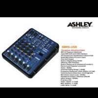 Mixer ASHLEY SMR 6 ( 6 channel )
