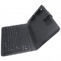 Leather Case Keyboard Bluetooth Tablet Smartphone iPad Mini Retina HP