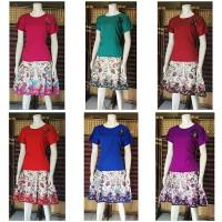 Dress Batik Cantik Db 97 All Series