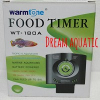 FISH FOOD TIMER WARMTONE WT-180A