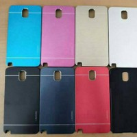 Hardcase Metal Almunium Hard Casing Case Samsung Galaxy Note 3 / Note3