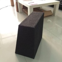 "HOME MADE BOX SUBWOOFER 12"" / 10"""