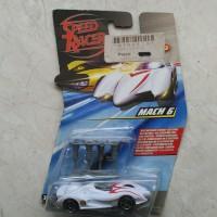 Hot wheels speed racer mach 6