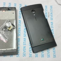 Casing Sony Xperia Ion Lt28 hitam