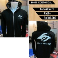 harga Hoodie Dota 2 Secret Official Ti5 || Jaket Sweater Jumper Baju Kaos Tokopedia.com