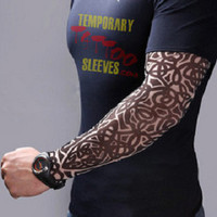 Manset Motif Tatto Outdoor Touring Mancing Sepeda