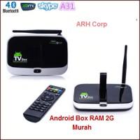 Android TV Box Quadcore, RAM 2G, Box C918S Murah!