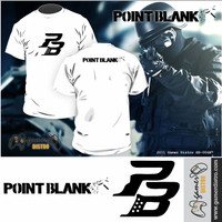 harga KAOS GAME POINT BLANK - MERK ORIGINAL GAMERDISTRO BANDUNG - BKN KASET PC GAMES DVD PS3 XBOX Tokopedia.com