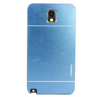 Toru Motomo Aluminium Case For Samsung Galaxy Note 3 - Blue