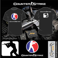 harga Kaos Game Counter Strike - Merk Original Gamerdistro Bandung - Bkn Kaset Pc Games Dvd Ps3 Xbox Tokopedia.com