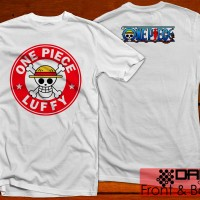 KAOS Starbuck Logo One Piece Captain LUFFY Mugiwara KAOS ANIME.
