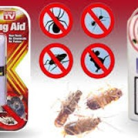 Riddex Pest Control As Seen on TV Alat Pengusir Tikus Hama Kecoa Rumah