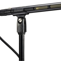 Audio Technica AT875R Short Condenser Shotgun Microphone B&H