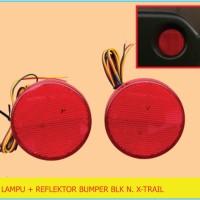 harga Lampu + Reflektor Bumper Belakang New X-trail Tokopedia.com