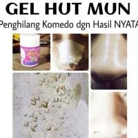 Jual HUTMUN/HUT MUN/GEL MAT NA HUT MUN WHITE ORIGINAL/GEL PENCABUT KOMEDO Murah