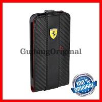 Ferrari Flip Case Samsung Galaxy S2 Feflgs2c - Black