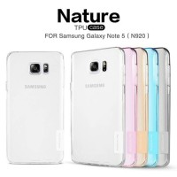 Softcase nature nillkin ultrathin tpu air case Samsung Galaxy Note 5