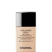 Chanel Foundation VITALUMIRE AQUA 10 BEIGE - Share 5ml jar