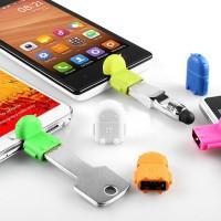 Jual MICRO USB OTG ROBOT ANDROID Murah