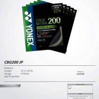 harga Senar Yonex Cyber Natural 200 Jp Tokopedia.com