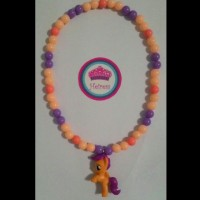 kalung my little pony scootaloo