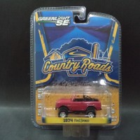 GREENLIGHT COUNTRY ROADS 1974 FORD BRONCO