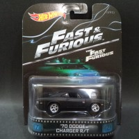 HW RETRO FNF DODGE CHARGER R/T