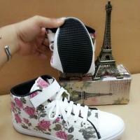 harga Dpt01 Sepatu Ankle Boots Sneakers Wedges Wanita Dance Murah Lentur Tokopedia.com