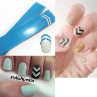 Arrow Nail Art Sticker