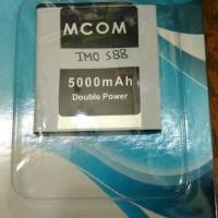 Baterai Batre Batery Bateray Imo S88 Double Power (modif)