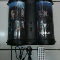harga Speaker M-zone X-805 Teropong Besar Tokopedia.com