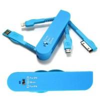 harga kabel data model pisau lipat simple Tokopedia.com