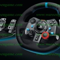 PS4 / PS3 Logitech G29 Driving Force Racing Steering Wheel + Shifter
