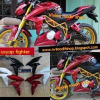 harga Sayap Vixion Fighter Nvl Nva Universal Shoroud Gsr Tokopedia.com