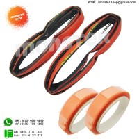 PROMO PAKET 2PCS TIRES TUFO ELITE Ride25 Tubular & 2PCS GLUING TAPE