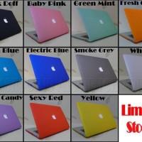 """Casing Macbook Pro 15""""RETINA Cover HARD CASE Doff"""