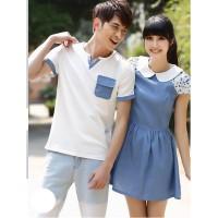 Dress Couple Encounter
