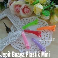 harga Jepit Buaya Plastik Mini (lusin) : Aksesoris, Bahan Kerajinan Tokopedia.com