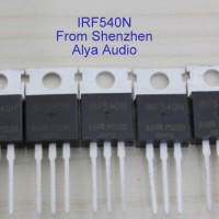 harga Transistor Irf540 (shenzhen) Tokopedia.com