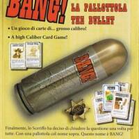 Bang! The Bullet Card Game