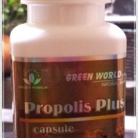 Green World Propolis Plus Capsule POM TI. 134 347 451