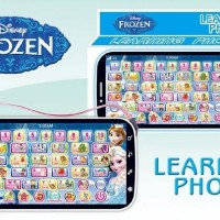 LEARNING PHONE FROZEN, i phone frozen, unik,