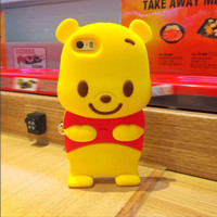 Silicase Baby Pooh Case For Oppo R7