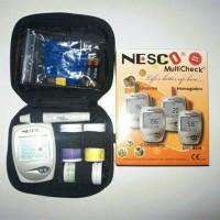 GCU NESCO 3in1 (glucosa/urid acid/cholesterol)
