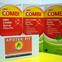 OBH Combi Batuk Plus Flu 100 ml