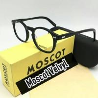 Frame Kacamata eyeglass Moscot Velvyl Hitam