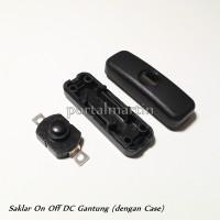 harga Saklar (Switch) Push On Off DC Gantung + Case Tokopedia.com
